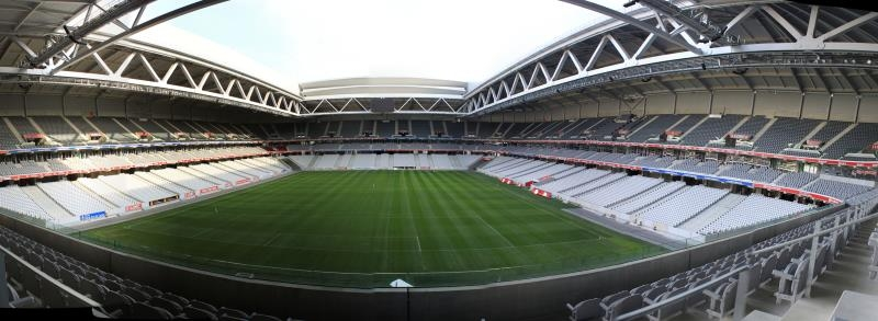 Stade Pierre-Mauroy, Lille, France